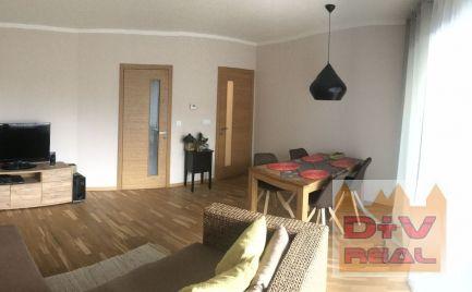 Prenájom: 4 izbový byt, ulica Rudolfa Mocka, Mlynská dolina, Bratislava IV, Karlova Ves, zariadený, terasa 11m2, novostavba