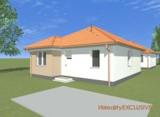 Predaj 3i prízemný tehlový RD s 253 m2 pozemkom