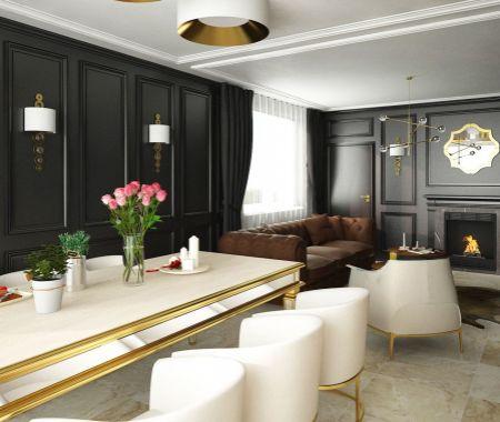 Apartmán D BERNARD  3 izbový s terasou
