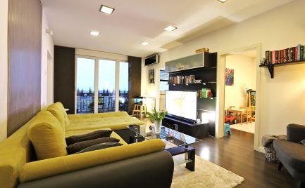 4 izbový byt 72 m2, Tr. SNP, 10/10 posch., loggia