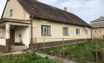 3-izbový rodinný dom, LADCE - Tunežice, pozemok 508 m2, 60.000 EUR!!!!