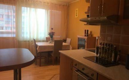 2 izb. byt, HEYROVSKÉHO ul., 63 m2, 3x loggia