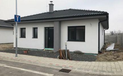Novostavba rodinného domu v novej zástavbe!