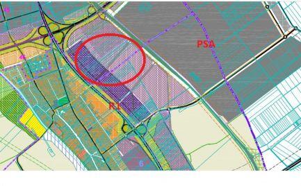 Predáme pozemok 36 500 m2 , k.ú.Trnava – okres Trnava