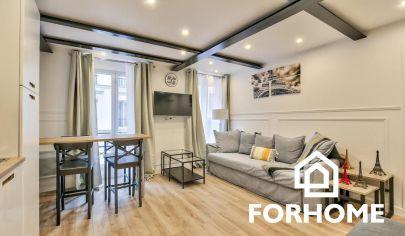 1 izbový byt s balkónom, blízko centra, Nové Zámky