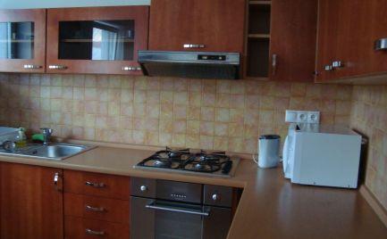 PRENÁJOM: 2 - izb. byt, POPRAD, CENTRUM, zariadený, novostavba, bytový dom VIKTÓRIA, + garáž