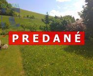 Predaj pozemok 1.328 m2, Kľačno okres Prievidza 19004 bvreal.sk