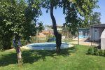48.000.- eur za pozemok s rodinným bazénom, 450 m2 s využitím budúceho stavebného pozemku, Šamorín