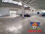 Výrobná hala v Nitre na prenájom (možnosť rozšíriť m2)