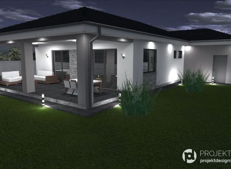 Novostavba  Rodinný dom Tovarníky / VYPLATENA ZALOHA