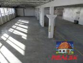 Výrobná hala v Nitre na prenájom (možnosť prispôsobiť m2)