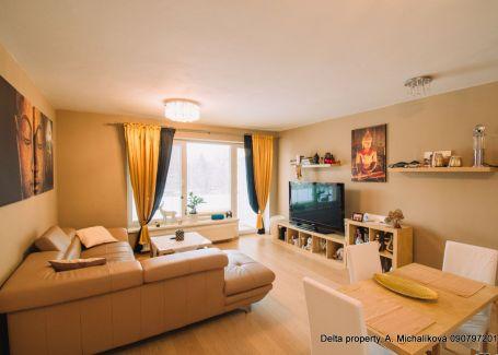 DELTA - dvojizbový nadštandardný byt v novostavbe v Poprade.