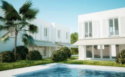 Rodinné domy pri mori za cenu Apartmánu.