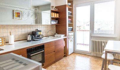 Byt 4+1 (78 m2) s loggiou sídl. Západ 2 Smižany
