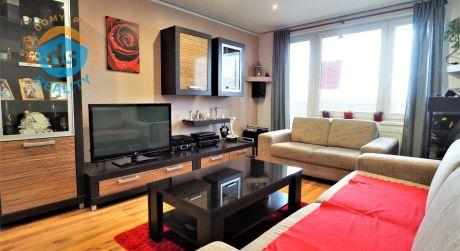Na predaj byt 4+1, rozsiahla rekonštrukcia, balkón - lodžia, 86 m2, Ilava ul. Medňanská