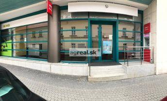 Kancelárske priestory na prenájom (158,9 m2) na ul. Panenská, Bratislava - Staré Mesto