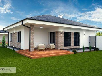 Novostavba rodinných 4 izbových domov v Dolnej Strede