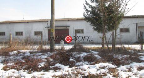 Zľava 10.000,-€ Na predaj skladový objekt, výrobný objekt v obci Neverice