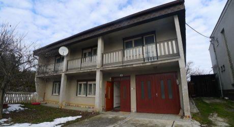 Velušovce - dvojgeneračný 6 izbový dom