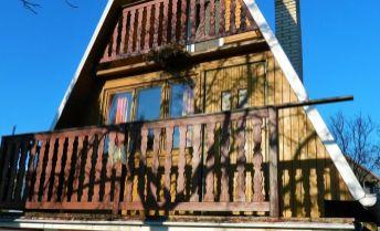 Záhradná chatka na predaj Liptovský Mikuláš