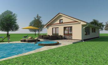 Novostavby rodinných domov v Bojniciach na Kúpeľnej ulici, pozemky 540m2 a 630m2 - už so stavebným povolením