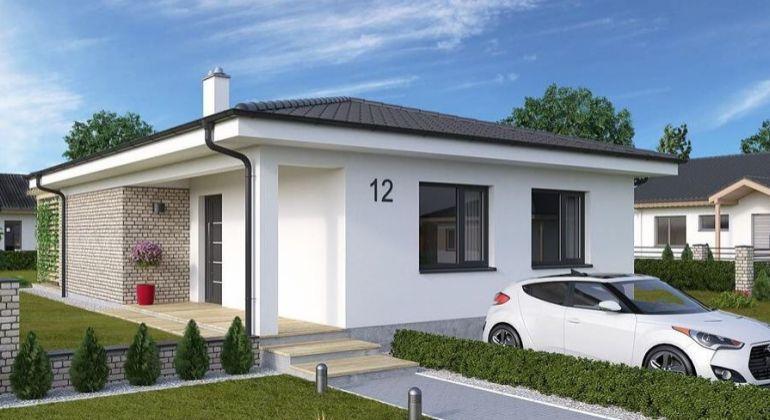 Na predaj rodinný dom NOVOSTAVBA