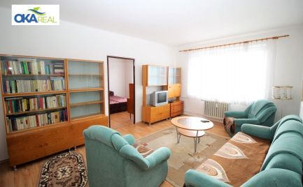 EXKLUZÍVNE!!! Na prenájom zariadený 2 izbový byt na Bysterci v Dolnom Kubíne