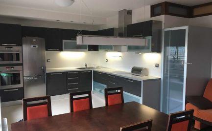 Krásny exkluzívny priestranný 4i byt v Boria na prenájom