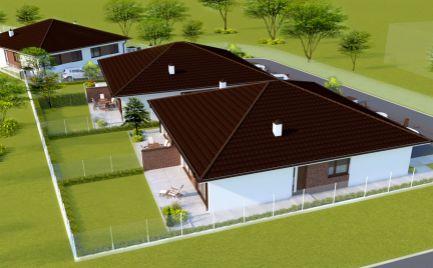 Na predaj 4 - izbové rodinné domy