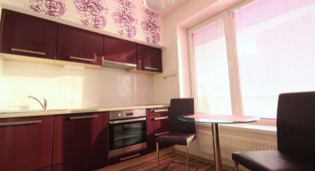 Na prenájom zariadený 1 izbový byt s loggiou, pivnicou a garážovým státím v Colorohouse 2
