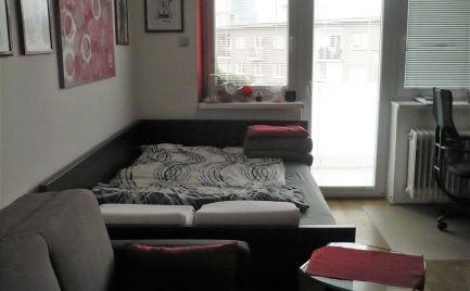 na predaj pekný, slnečný 1-iz.  bytík s loggiou  na Karadžičovej ul.