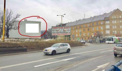 Prenajaté - Reklamná plocha na prenájom 24 m2 - Palackého - Krivá, Košice