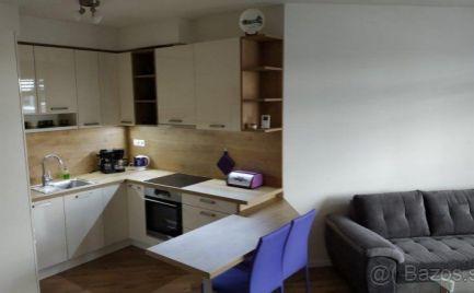 Na prenájom pekný úplne nový 2 izbový byt s balkónom Kadnárova ul. Rača
