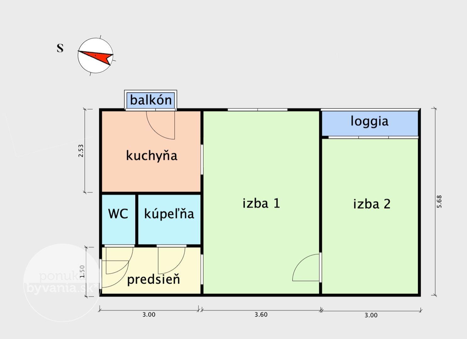 ponukabyvania.sk_Solivarská_2-izbový-byt_KOVÁČ