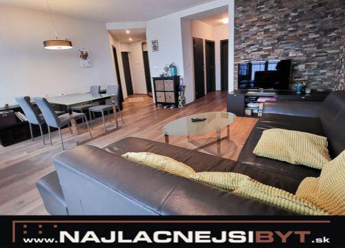 Najlacnejsibyt.sk: BAIII - Nové Mesto, Sibírska ul., 3 i, 103,5 m2, kompletná rekonštrukcia