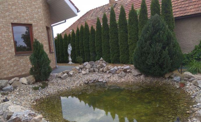 Nadštandartný rodinný dom vo Dvoroch nad Žitavou
