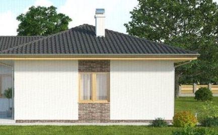 Novostavba rodinný dom, chalupa 30 minút autom z B. Bystrice - cena  72 000€