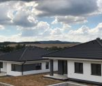 Tehlový bungalov 4+1, garáž, novostavba, 550 m2, Trenčianska Turná / Zajarčie