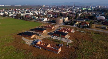 Útulné bývanie v novej lokalite Brezová Alej Tovarníky.