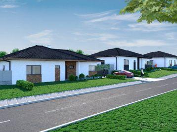 Predáme 3 moderné 4-izbové bungalovy v obci Dvorníky