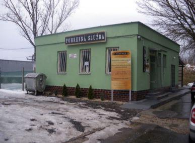 MAXFIN REAL - na predaj komerčný objekt - Pohrebníctvo - Trebišov