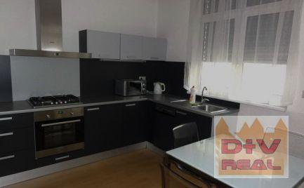 Prenájom: 3 izbový byt, Vysoká ulica, Bratislava I, Staré Mesto, zariadený,  blízko Amazon