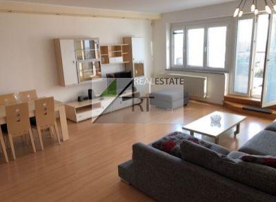 3 izb byt na prenájom Jamnického Bratislava s terasou