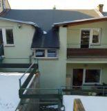 Ponúkame na predaj starší radový rodinný dom na ulici Sládkovičova, Považská Bystrica.