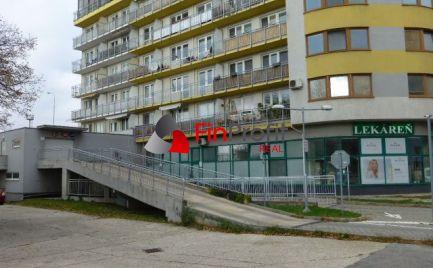 Parkovacie miesto v novostavbe domu na Švabinského ul.