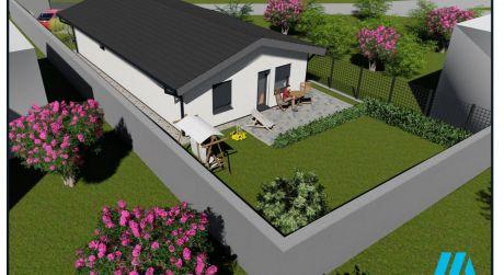 Na predaj rodinny dom Dubnica nad Vahom - novostavba na klúč