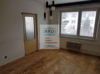 3 izbový byt v Priekope pôvodný stav * Rezervovaný *
