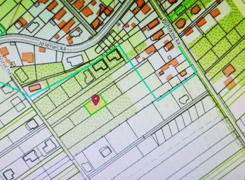 Predaj stavebného pozemku, 580 m2, Nitra - Štitáre, 018-14-AKA
