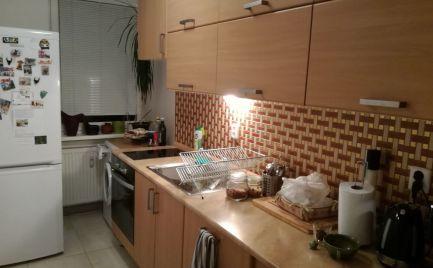 Ponúkame Vám na prenájom zariadený 3 izbový byt Bratislava-Ružinov,  Babuškova