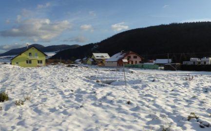 Pozemok pre rodinný dom, 970 m2 - Heľpa - Nízke Tatry